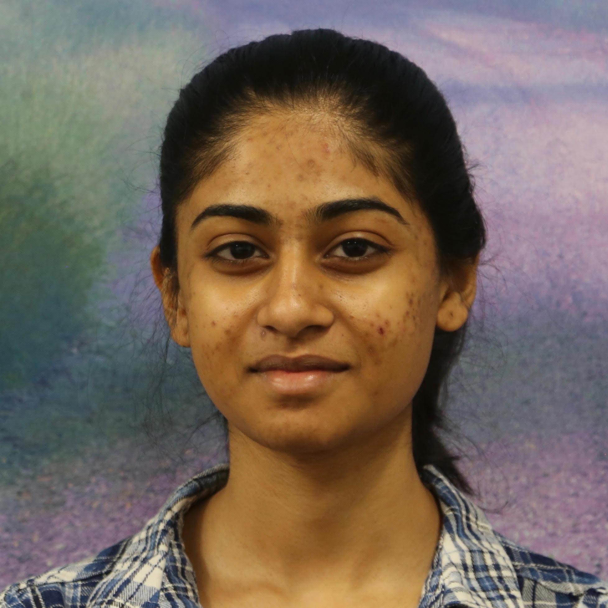 Ashritha Karuturi